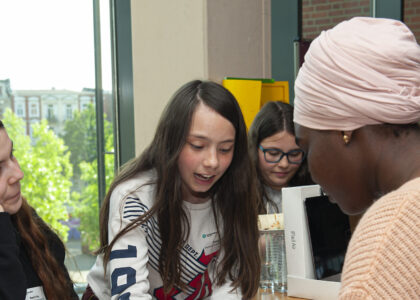 »Technovation Girls Challenge« offiziell gestartet
