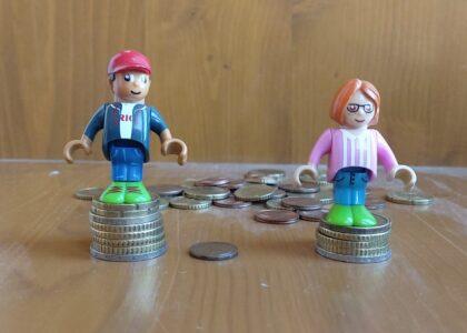 Geschlechterungleichheiten: Gender Pay Gap