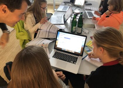 Neue Saison von Technovation Girls Germany